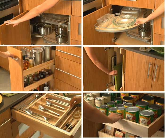Как интереснее сделать кухню