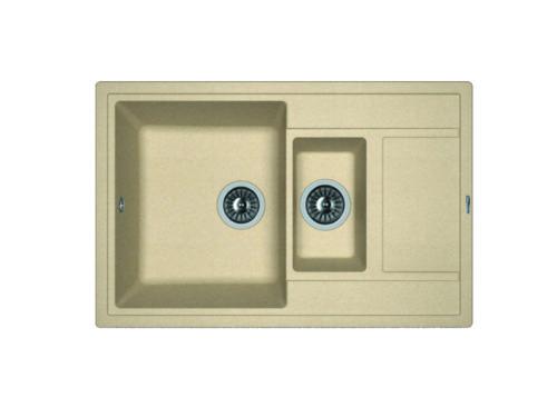 Кухонная мойка ЛИПСИ 780К